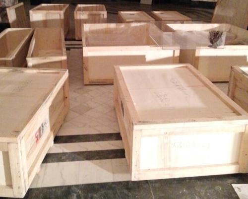 转动设备木箱制造
