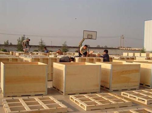 扬州实木木箱
